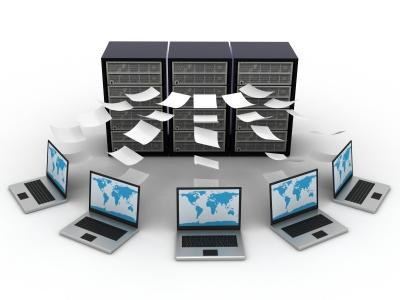 مجازی سازی در شبکه کامپیوتری