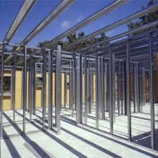 پاورپوینت تولید سازه های فولادی سبک LSF