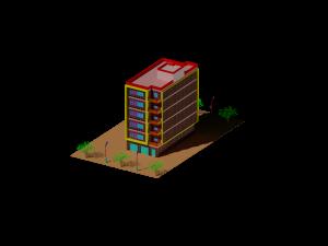 "<span itemprop=""name"">طرح مسکونی 5 طبقه با نقشه سه بعدی</span>"