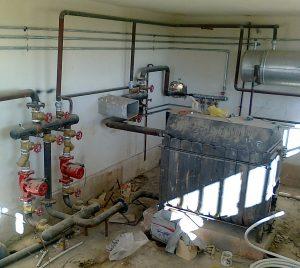 طراحی سیستم های حرارتی موتورخانه مسکونی