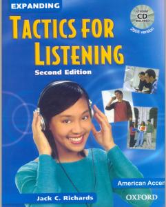 "<span itemprop=""name"">کتاب tactics for listening</span>"